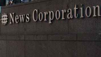 Man fatally shoots self outside News Corp building